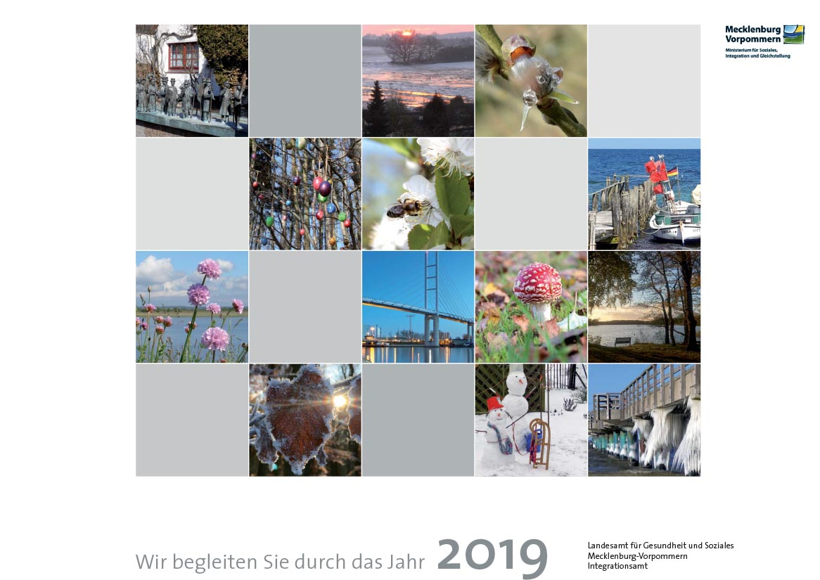 Wandkalender 2019 (Download: Wandkalender 2019)