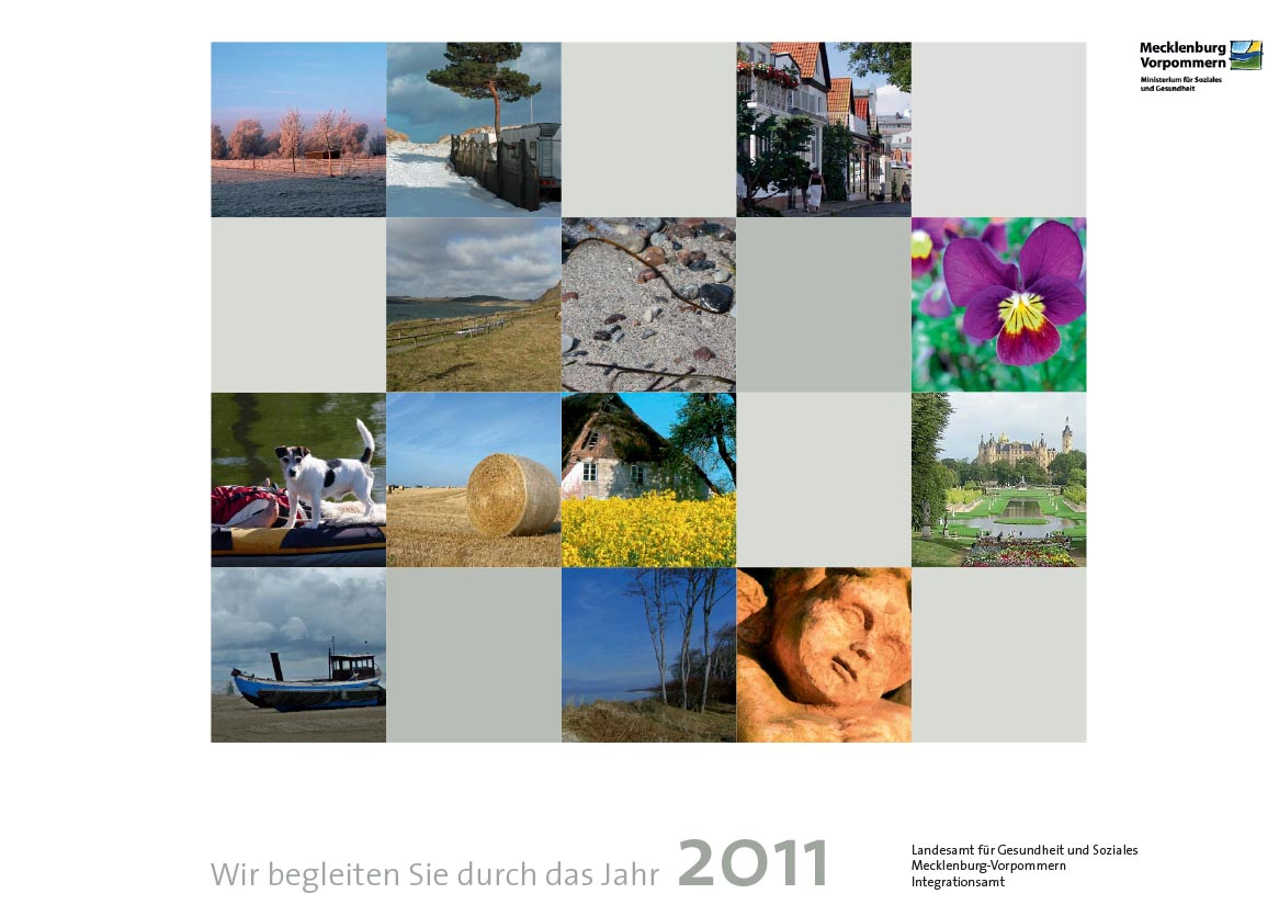 Wandkalender 2011 (Download: Wandkalender 2011)