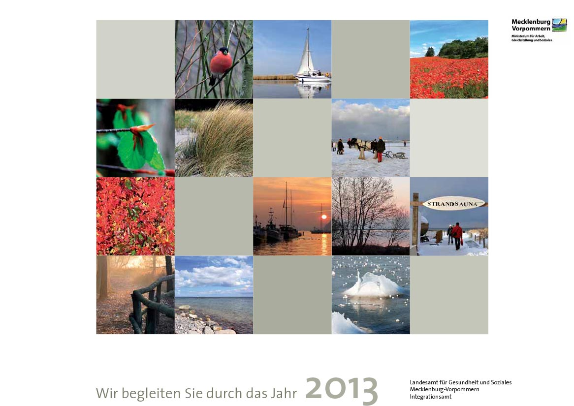 Wandkalender 2013 (Download: Wandkalender 2013)