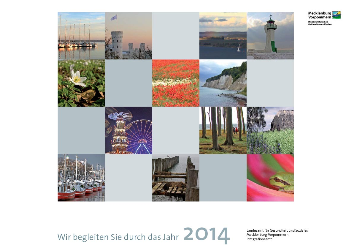 Wandkalender 2014 (Download: Wandkalender 2014)