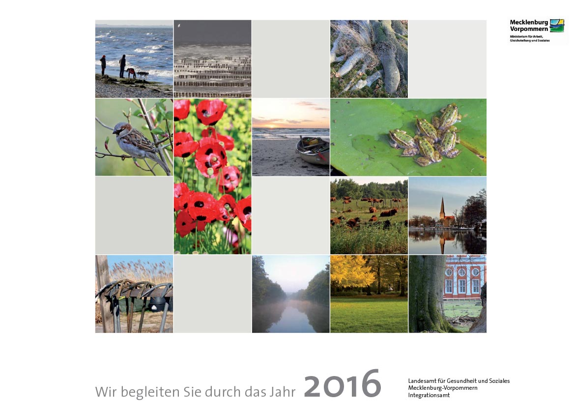 Wandkalender 2016 (Download: Wandkalender 2016)