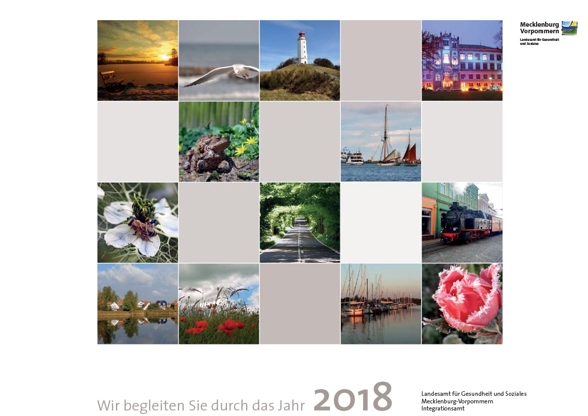 Wandkalender 2018 (Download: Wandkalender 2018)